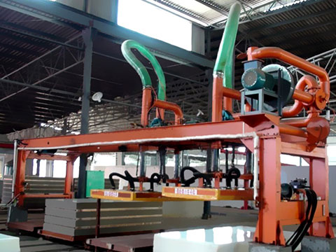 Asbestos tile production line-Henan Fote Machinery Co., Ltd.