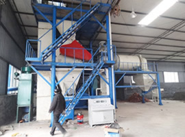 400,000 T/Y Ready mixed mortar production line