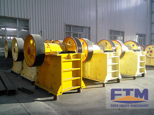 Gold Ore Jaw Crusher