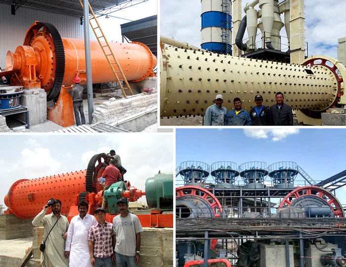 Ball Mill Products and Applications
