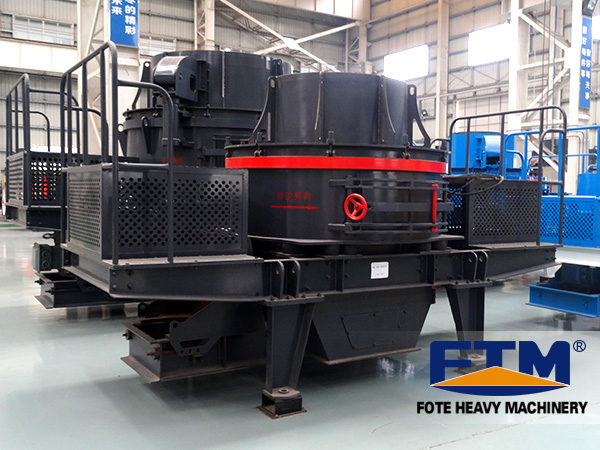 artificial sand maker in china for Sand maker video: ftm sand maker was produced by fote heavy machinery was suitable for crushing and shaping soft, medium and extremely hard materials.