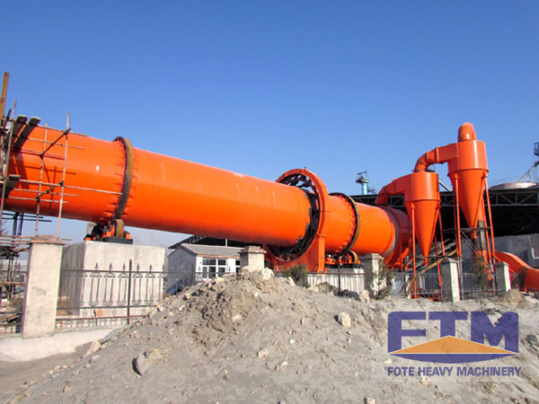 Performance of Coal Ash Dryer Machine