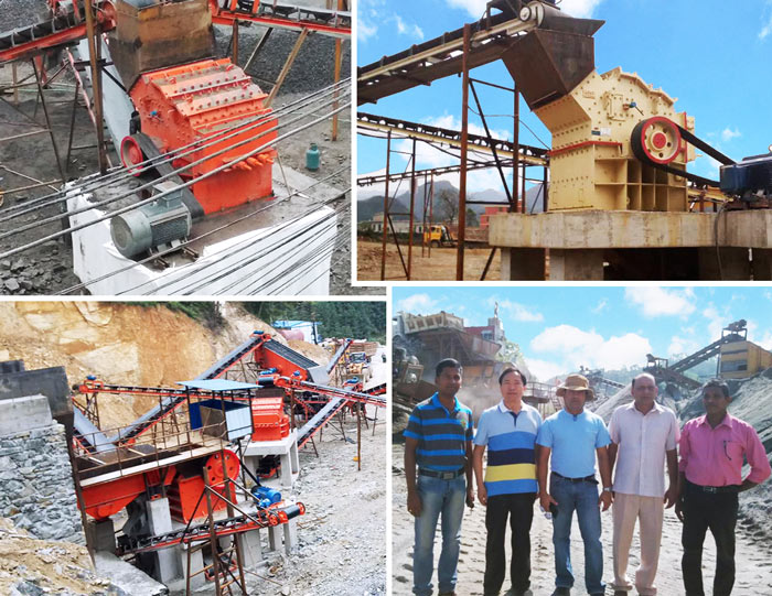 High efficiency tertiary crusher Products and Applications