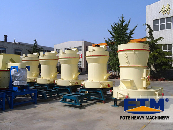 Powder Grinding Mill Manufacturer